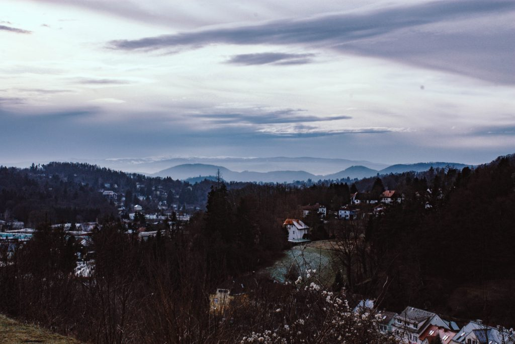 A view of Graz